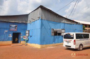 COMFAN Temporary Headquarters Enugu