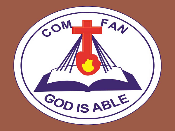 the COMFAN logo